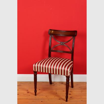 Sehr seltener Crossbow Stuhl 12712