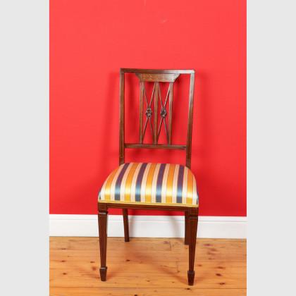 Stuhl ohne Armlehnen 12727