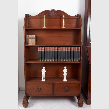 Sehr seltenes Bücherregal 12898