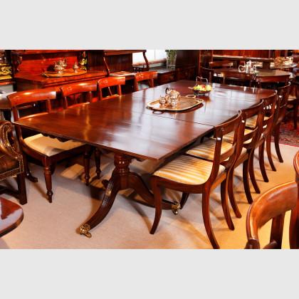 Ausziehbarer tisch the english house for Ausziehbarer tisch