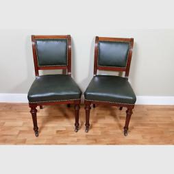 Paar Stühle