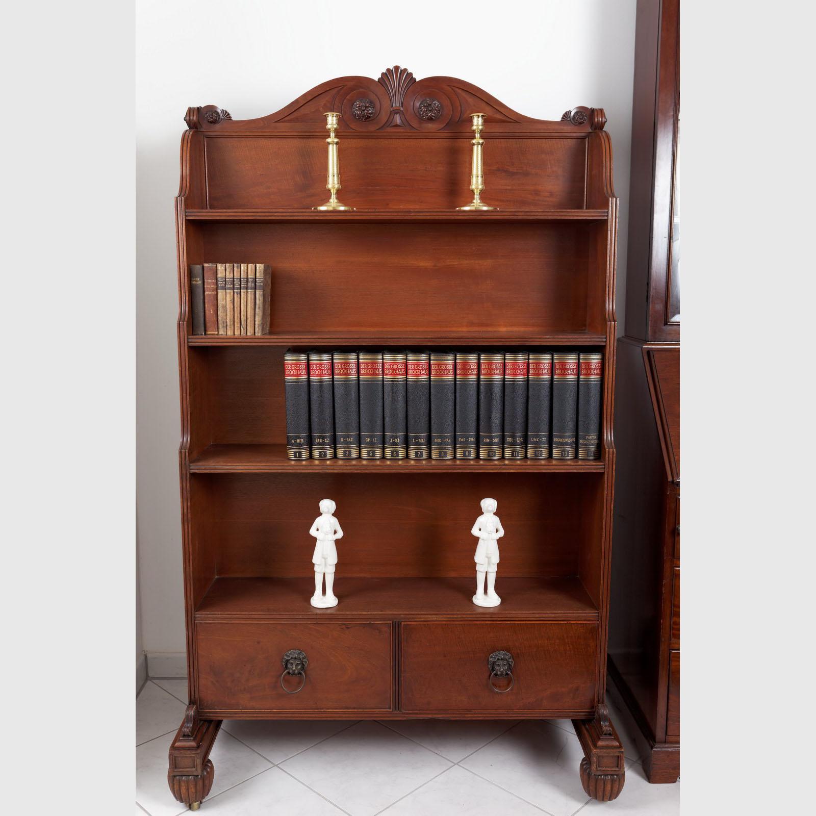 Sehr Seltenes Bücherregal