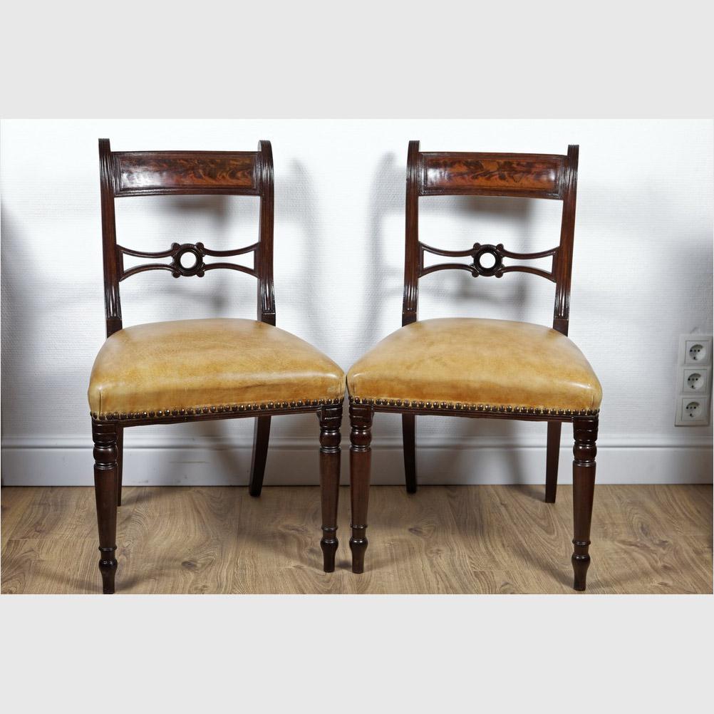 """Hochqualitativer Satz Von 6 """"Dining Chairs"""""""